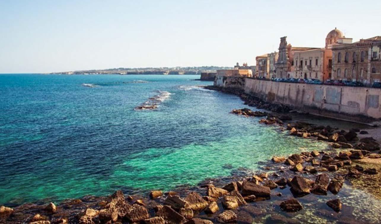 Sicilia visitare ortigia il centro storico di siracusa for Hotel il parco siracusa
